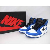ナイキ NIKE AIR JORDAN 1 RETRO HIGH OG GAME ROYAL 555...