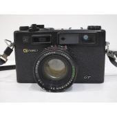ヤシカ YASHICA ELECTRO 35 45mm ブラック フィルムカメラ ジャンク 1009...