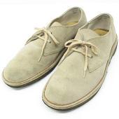 クラークス clarks オリジナルズ デザート ブーツ スエード 13292 靴 ベージュ 27c...