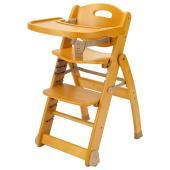 ●大人になっても使用できるローハイチェア ・成長に合わせて座面とステップの高さ調節が簡単にできるので...