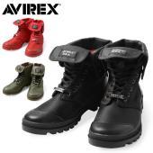 ■商品説明 AVIREX アビレックス SCORPION HI NYLON 2WAYブーツのご紹介で...