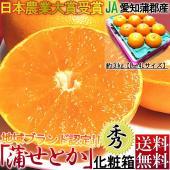 2001年商標登録された新種の柑橘類でみかん類とオレンジ類を掛け合わせたタンゴール種の一種です。  ...