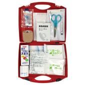 家庭の救急箱、事務所、工場、作業現場、アウトドアー、スポーツ等に便利な応急手当セット・救急箱です。 ...