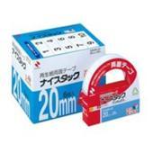 【商品名】 ニチバン 両面テープ ナイスタック 【幅20mm×長さ20m】 6個入り NWBB-20...