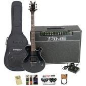 【商品名】Dean ディーン Guitars DECEIVER-X-MCH-AMP-K... Dec...