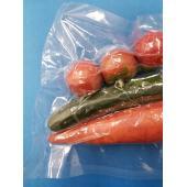 三方シール袋、手軽に切れるVノッチ付き 食品等を冷凍、ボイル可能です。 耐熱温度:−40℃ 100℃...