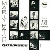 人気の高い1956年録音タンパ盤の再登場。マーティ・ペイチ名義になっているが、実質上はアート・ペッパ...