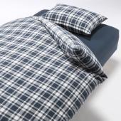 ネルシャツのように、綿生地に起毛をほどこし、暖かな肌触りに仕上げました。お得な3点セットです。(掛ふ...
