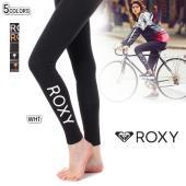 ROXY/正規販売店 ●シンプルでスポーティなサーフレギンス。快適なフィット感はそのままに、ロゴでさ...