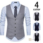 c6ff1f0c16a9b ジレベスト ベスト メンズ スーツベスト チョッキ フォーマルベスト 紳士服 ビジネス カジュアル .