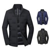 ダウンジャケット コート メンズ ダウン 防寒 ジャケット 厚手 ビジネス 大きいサイズ あったか ...
