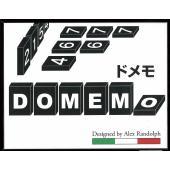 タイトル:ドメモ(DOMEMO)木製タイル版 メーカー:クロノス 作者:アレックス・ランドルフ  ※...