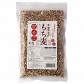 希少な国内産(愛媛県産)のもち性大麦を丸麦タイプにしました。 食物繊維がたっぷり、注目の大麦βーグル...