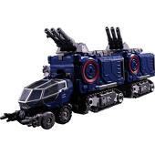 ダイアクロン隊員が随所で連動出来る連結戦闘トレーラーが登場。全長320mm3連砲台はそれぞれ可動、隊...