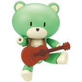 大人気のプチッガイシリーズに楽器付きニューカラーが登場ビビッドな新色「サーフグリーン」にはなんとギタ...