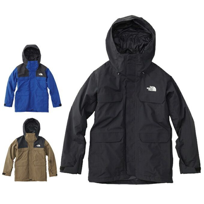 The North Faceザ ・ ノース ・ フェイス Ns61808 Gatekper Triclimate Jacket Ns61808 18-19 K [ブラック] L